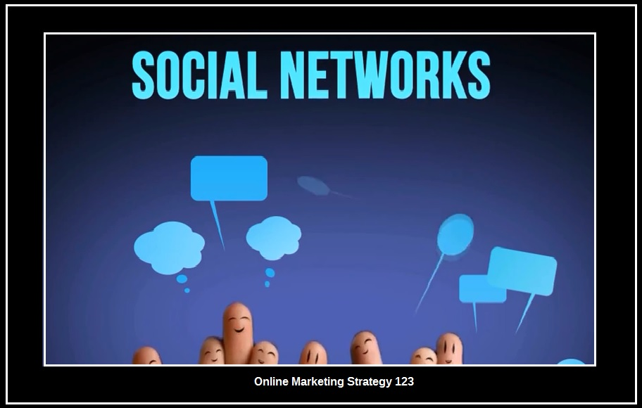 social networks by Online Marketing Strategy 123
